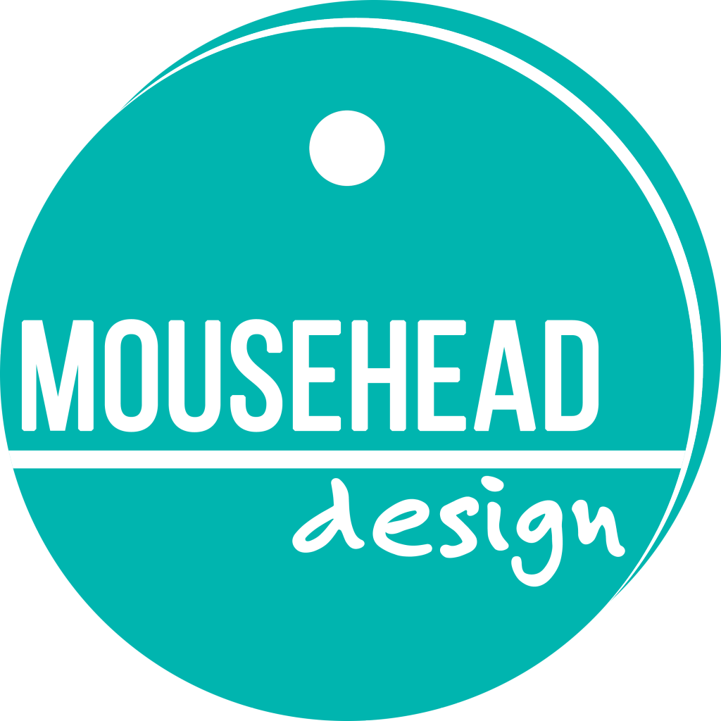 Mousehead Logo Circle